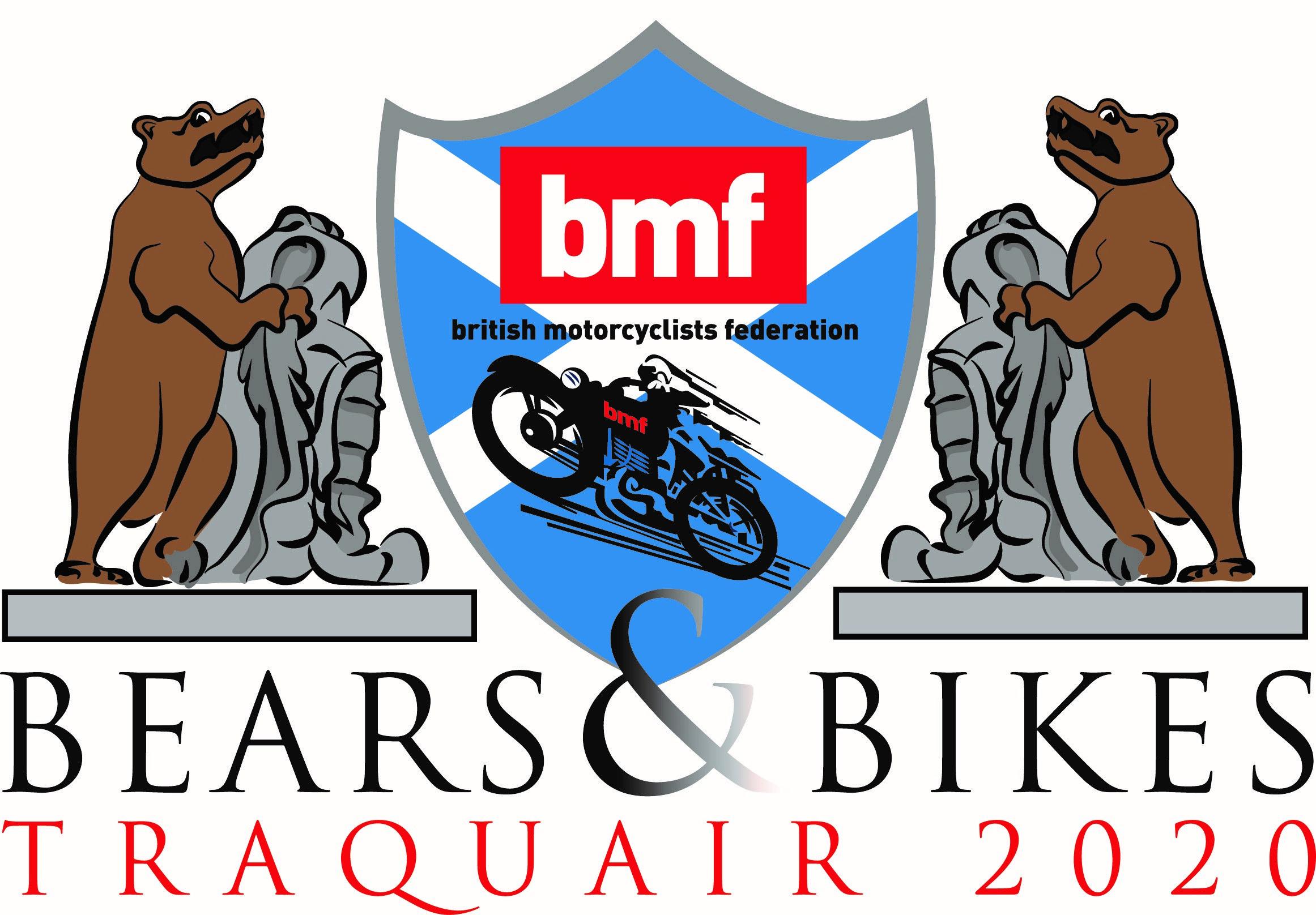 Bears & Bikes Logo